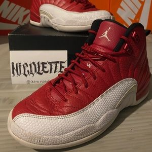 Air Jordan 12 Retro GS 'Gym Red'